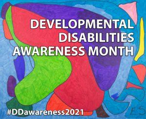 DD Awareness Month logo
