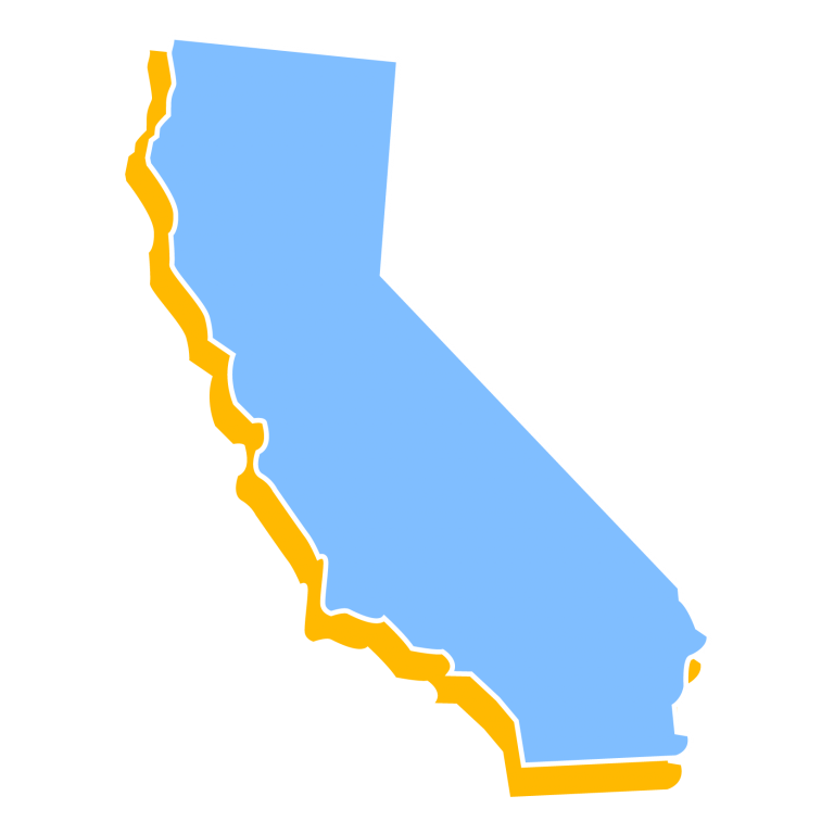 Icon of the State of California